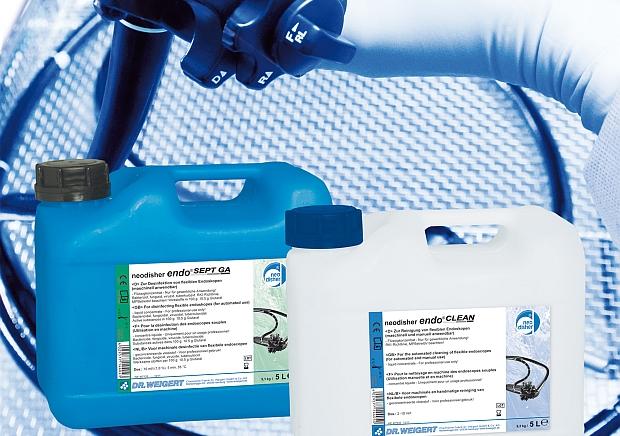 desinfectie endoscoop