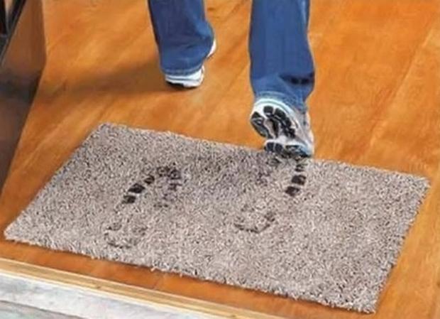 Houd het wintervuil buiten de deur met deze schoonmaakmachine